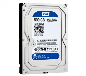 Ổ CỨNG HDD WD Blue 500GB WD5000AAKX