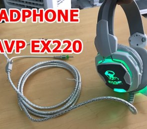 Headphone EXAVP EX220
